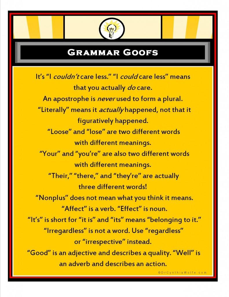 effect verb form